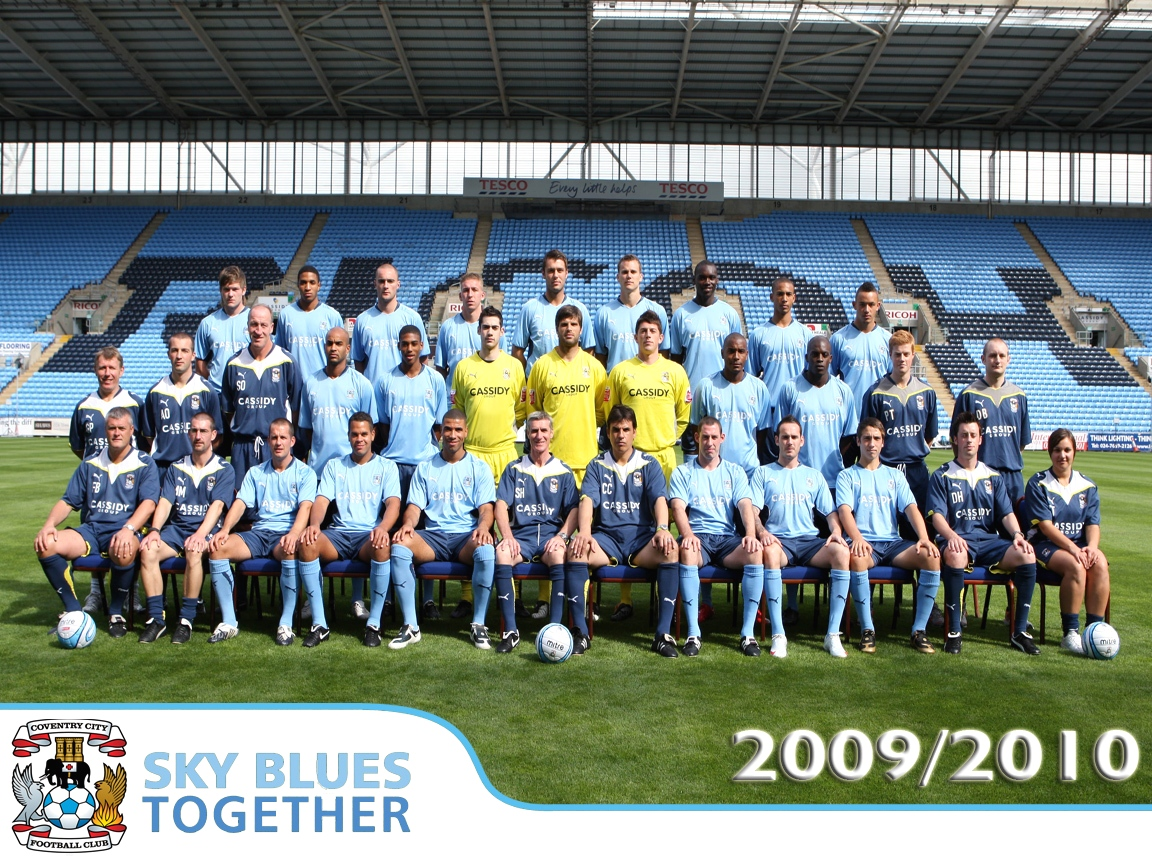 COVENTRY CITY 1998-99